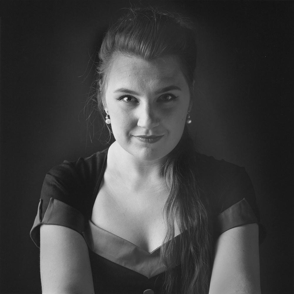 Catherine Simard buste, 2016
