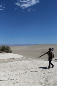 Death Valley Dune Croute Transport chambre